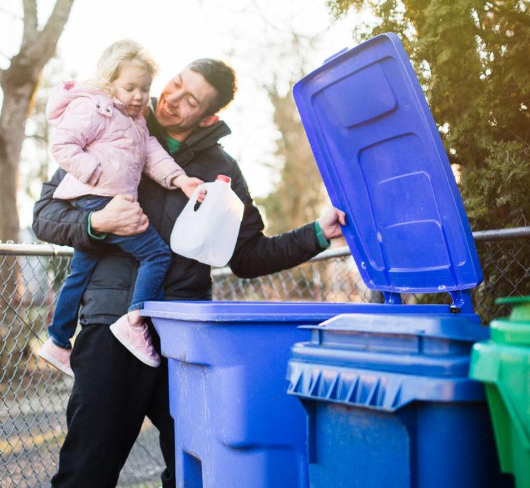 Garbage Waste Assistance